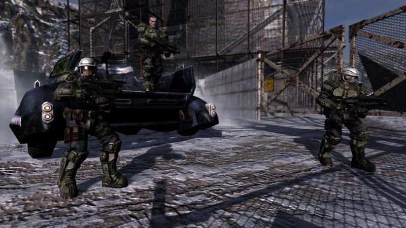 Timeshift [PS3 ; Xbox360] Tishp3013