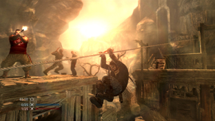 Images du multijoueur de Tomb Raider