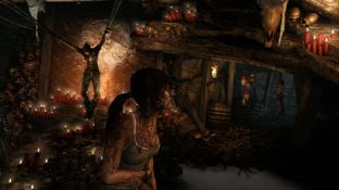 Test Tomb Raider PlayStation 3 - Screenshot 115