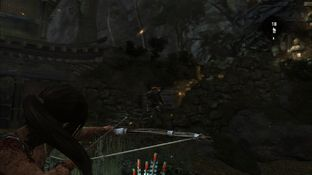 Test Tomb Raider PlayStation 3 - Screenshot 117