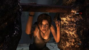 Test Tomb Raider PlayStation 3 - Screenshot 124