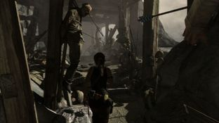 Test Tomb Raider PlayStation 3 - Screenshot 126