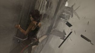 Test Tomb Raider PlayStation 3 - Screenshot 128