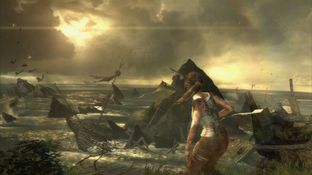 Test Tomb Raider PlayStation 3 - Screenshot 130