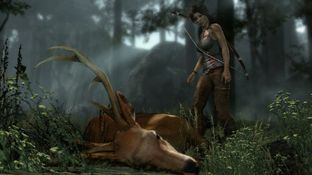 Test Tomb Raider PlayStation 3 - Screenshot 132