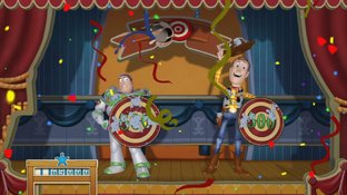 Test Toy Story Mania! PlayStation 3 - Screenshot 1