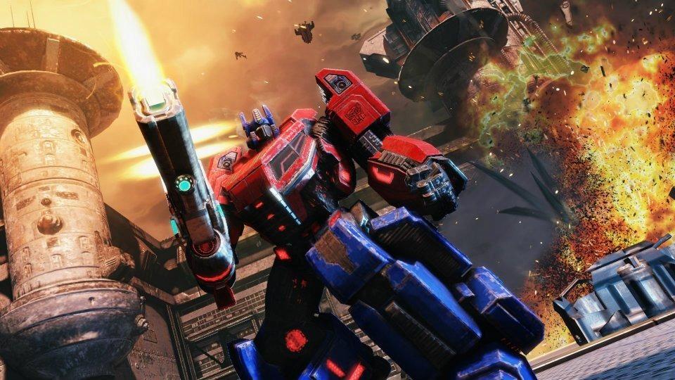 Transformers : La Chute de Cybertron