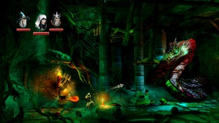 Test Trine 2 PlayStation 3 - Screenshot 43