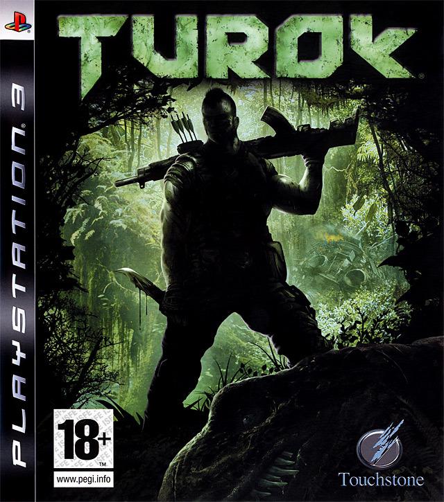 turop30f Download Turok PS3 ISO