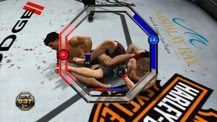 Test UFC Undisputed 3 PlayStation 3 - Screenshot 71