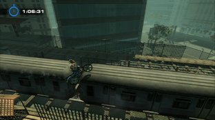 Test Urban Trial Freestyle PlayStation 3 - Screenshot 1
