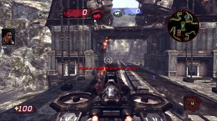 Test Unreal Tournament III PlayStation 3 - Screenshot 13
