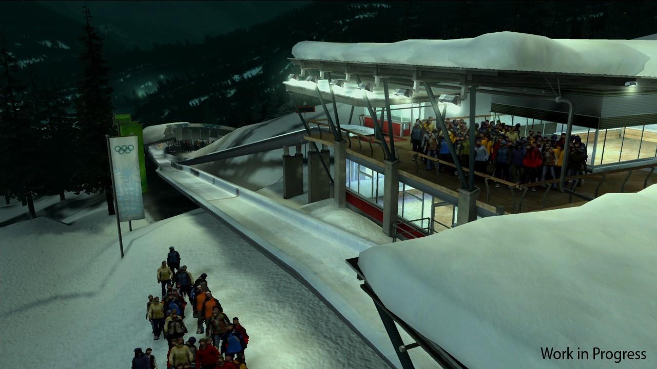 2010 : Le Jeu Vidéo Officiel des Jeux Olympiques PlayStation 3