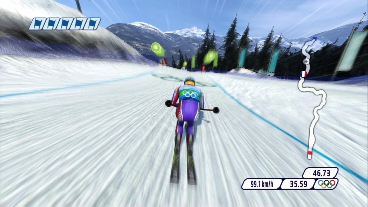 2010 : Le Jeu Vidéo Officiel des Jeux Olympiques PlayStation 3 - 29