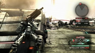 Test Vanquish PlayStation 3 - Screenshot 304