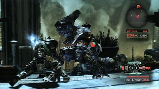 Test Vanquish PlayStation 3 - Screenshot 305