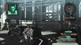 Test Vanquish PlayStation 3 - Screenshot 306