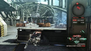 Test Vanquish PlayStation 3 - Screenshot 310
