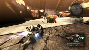Test Vanquish PlayStation 3 - Screenshot 311