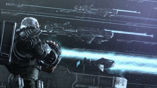 Test Vanquish PlayStation 3 - Screenshot 312