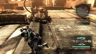 Test Vanquish PlayStation 3 - Screenshot 313