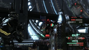 Test Vanquish PlayStation 3 - Screenshot 315