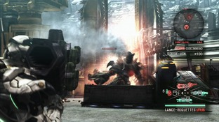 Test Vanquish PlayStation 3 - Screenshot 316
