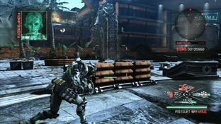 Test Vanquish PlayStation 3 - Screenshot 317