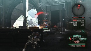 Test Vanquish PlayStation 3 - Screenshot 318