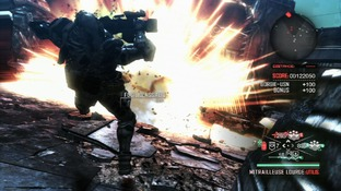 Test Vanquish PlayStation 3 - Screenshot 319