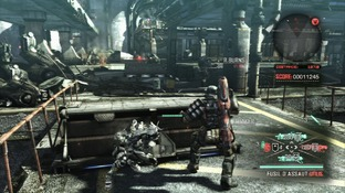 Test Vanquish PlayStation 3 - Screenshot 320