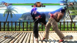 Aperçu Virtua Fighter 5 Final Showdown PlayStation 3 - Screenshot 4