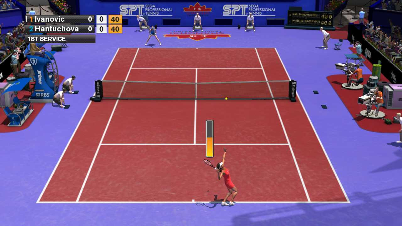 Images Virtua Tennis 2009 PlayStation 3 - 11