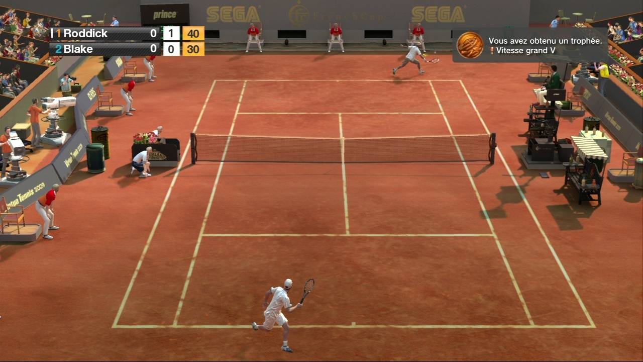 Images Virtua Tennis 2009 PlayStation 3 - 24