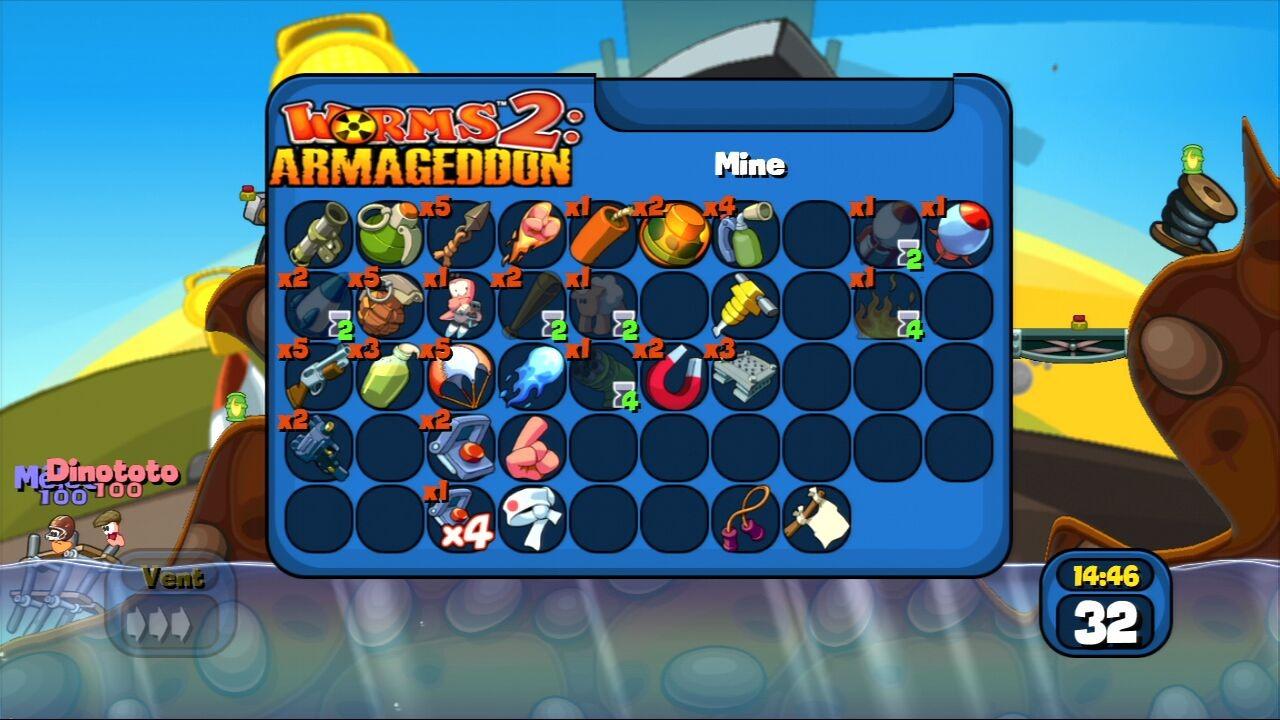 Worms 2 : Armageddon