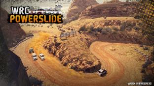 WRC Powerslide à moitié prix sur le PSN !