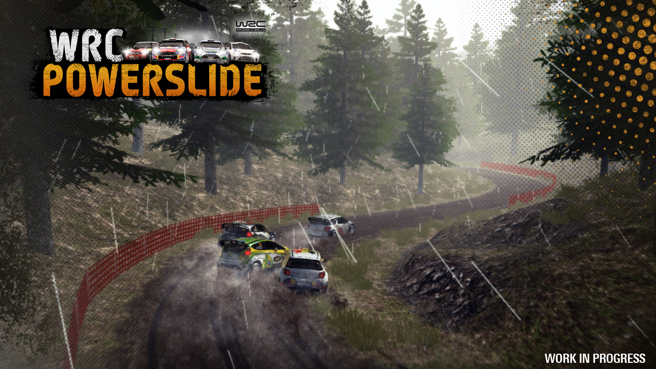 WRC Powerslide ScreenShot