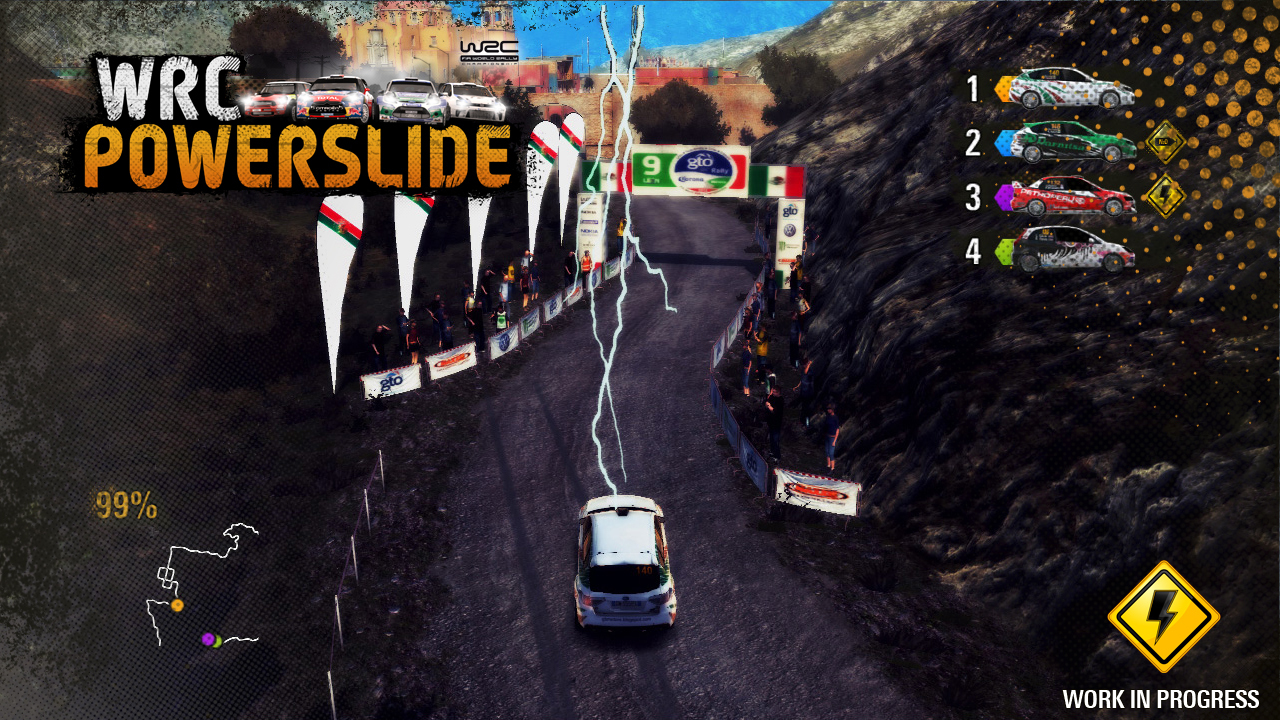 Images WRC Powerslide PlayStation 3 - 55