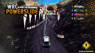 Aperçu WRC Powerslide PlayStation 3 - Screenshot 54
