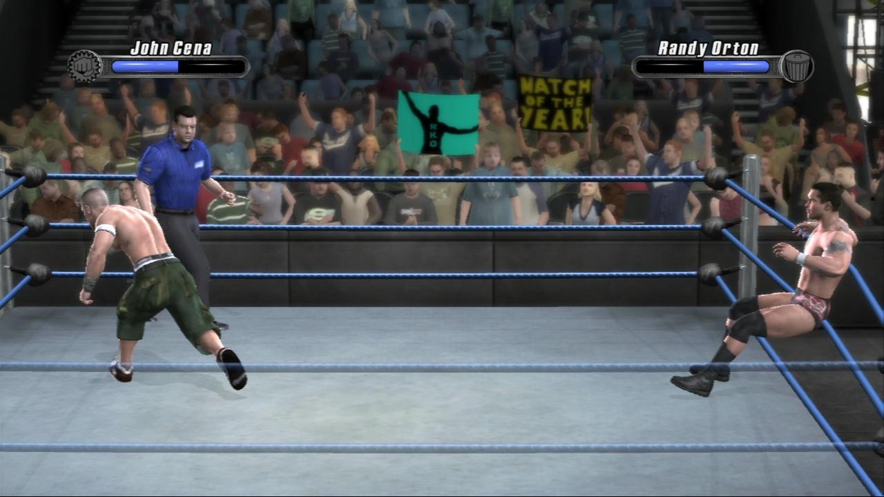 هيا يا رفاق من يريد ان يتصارع لعبة المصارعة WWe raw 2010 Wsr8p3012
