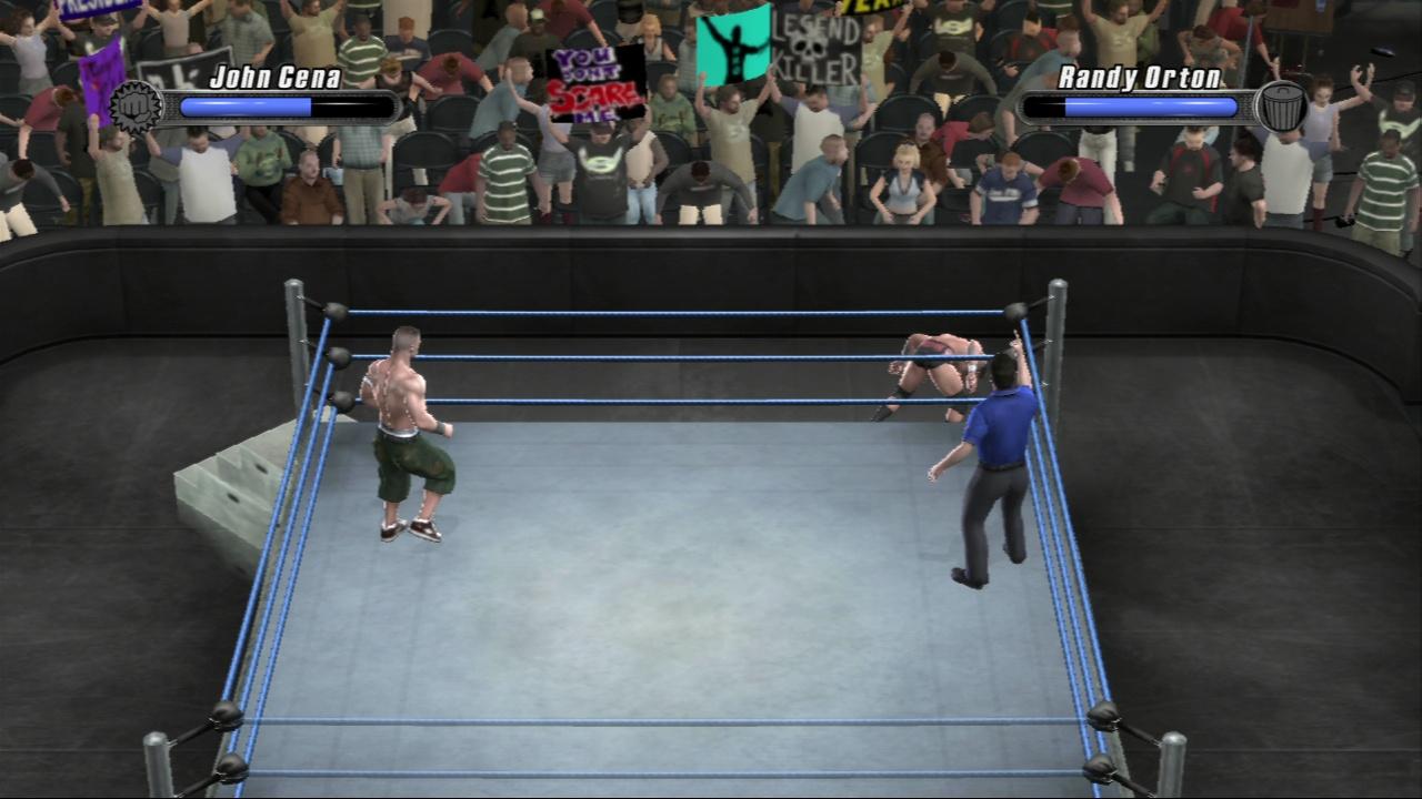 هيا يا رفاق من يريد ان يتصارع لعبة المصارعة WWe raw 2010 Wsr8p3017