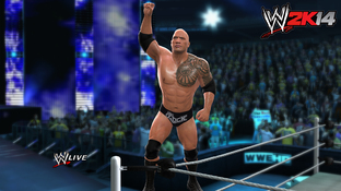 Aperçu WWE 2K14 - GC 2013 PlayStation 3 - Screenshot 18