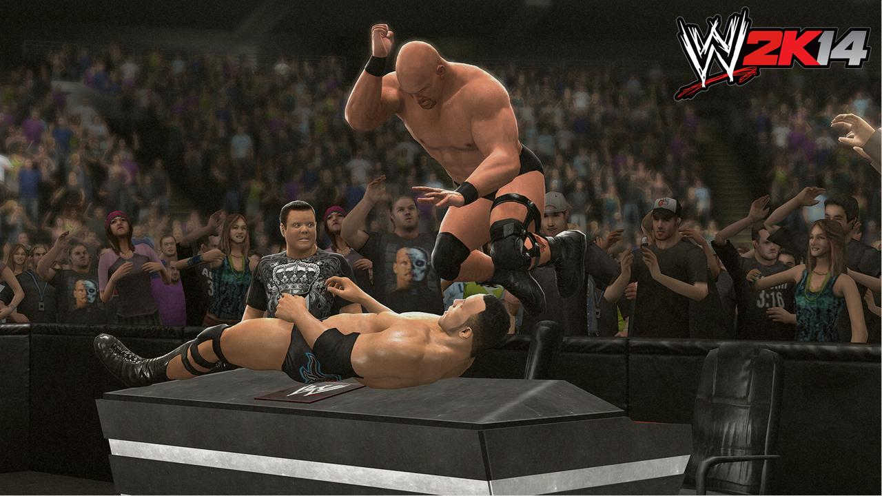 jeuxvideo.com WWE 2K14 - PlayStation 3 Image 36 sur 143