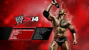 Test WWE 2K14 PlayStation 3 - Screenshot 59