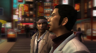 Yakuza 1 & 2 HD Edition : La démo disponible