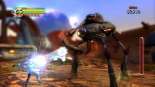 Test Zack Zero PlayStation 3 - Screenshot 34