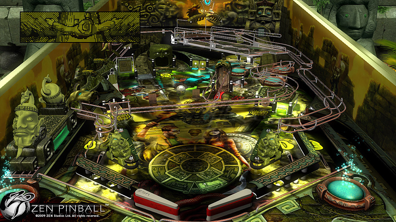zen pinball bient t en d mo actualit s. Black Bedroom Furniture Sets. Home Design Ideas