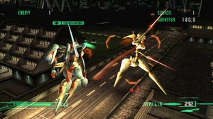 Test Zone of the Enders HD Collection PlayStation 3 - Screenshot 84