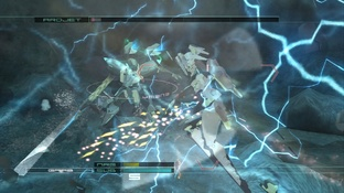 Test Zone of the Enders HD Collection PlayStation 3 - Screenshot 85