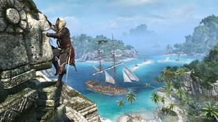 Le gameplay furtif d'Assassin's Creed 4 : Black Flag